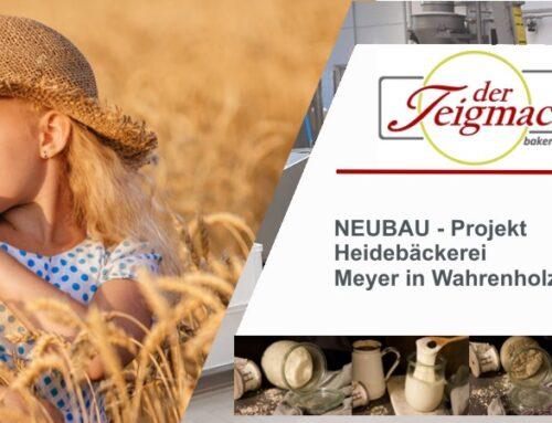 Heidebäckerei Meyer construit un nouveau site
